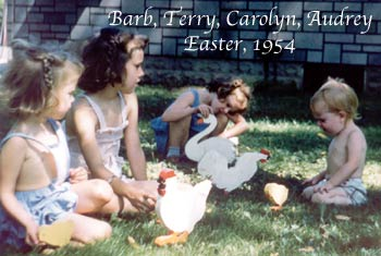 Easter 1954